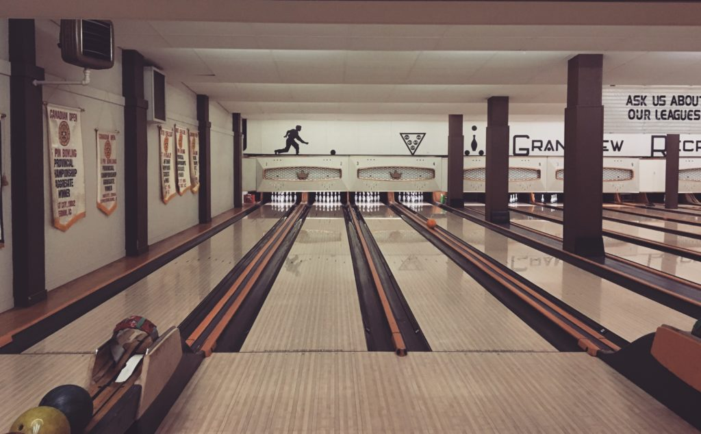 Grandview Lanes Bowling Alley